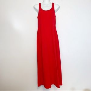 OLD NAVY Red Maxi Dress